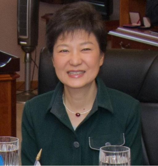 Park Geun-hye 2013