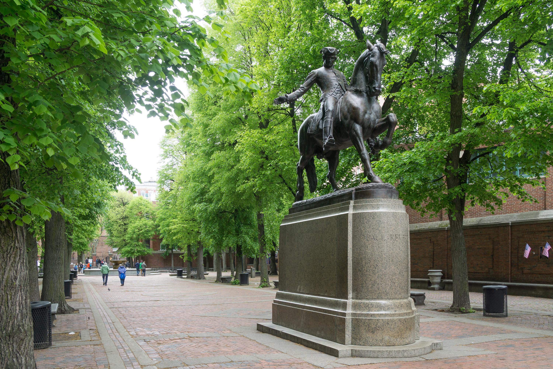 File Paul Revere Bronze By Cyrus Edwin Dallin Boston