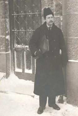 Isaac Nachman Steinberg