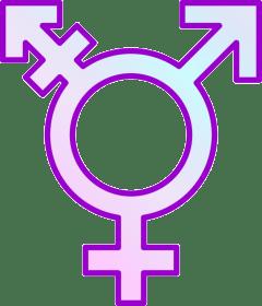 A TransGender-Symbol Plain1