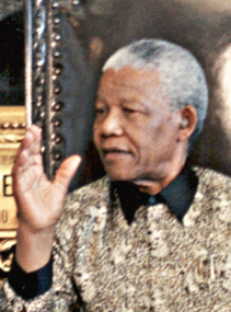 '''Nelson Mandela 2005, 2004 & the 20th century'''