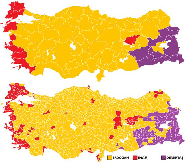 Élection présidentielle turque de 2018 — Wikipédia