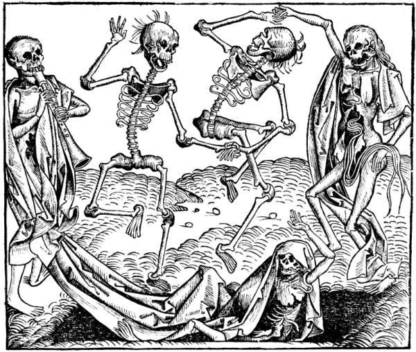 Dance of Death (1493).