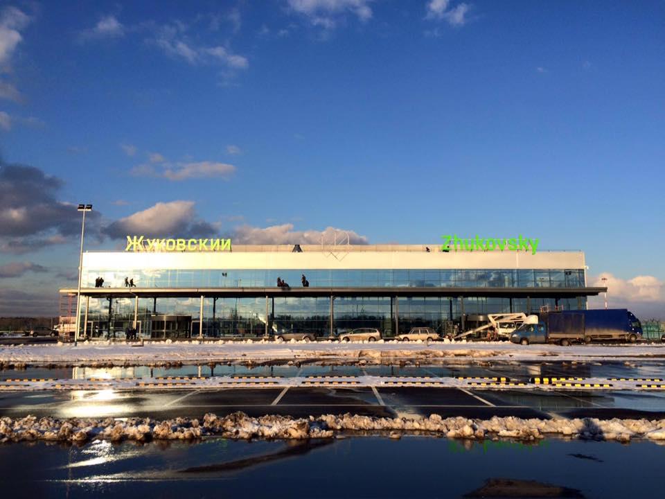 Zhukovsky International Airport Wikipedia