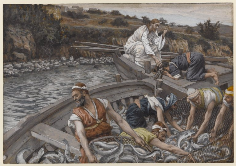 File:Brooklyn Museum - The Miraculous Draught of Fishes (La pêche miraculeuse) - James Tissot - overall.jpg