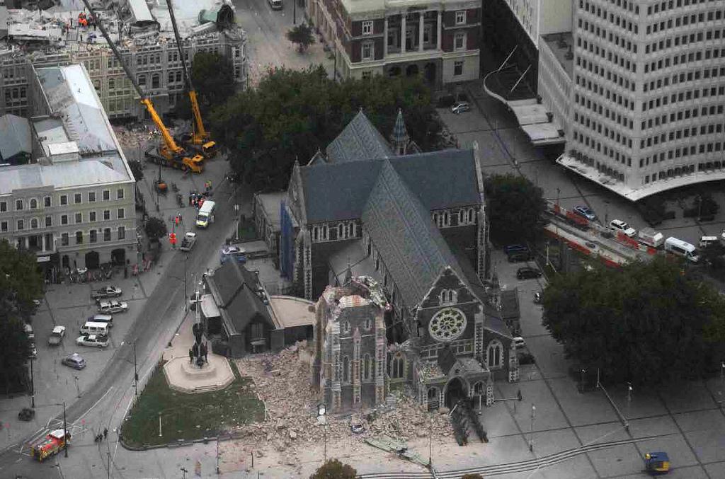 Christchurch New Zealand News: Anglican Church Of Aotearoa New Zealand & Polynesia