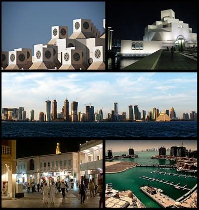 Doha montage