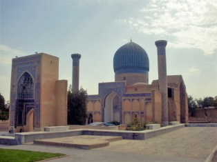 mausoleo_tamerlano