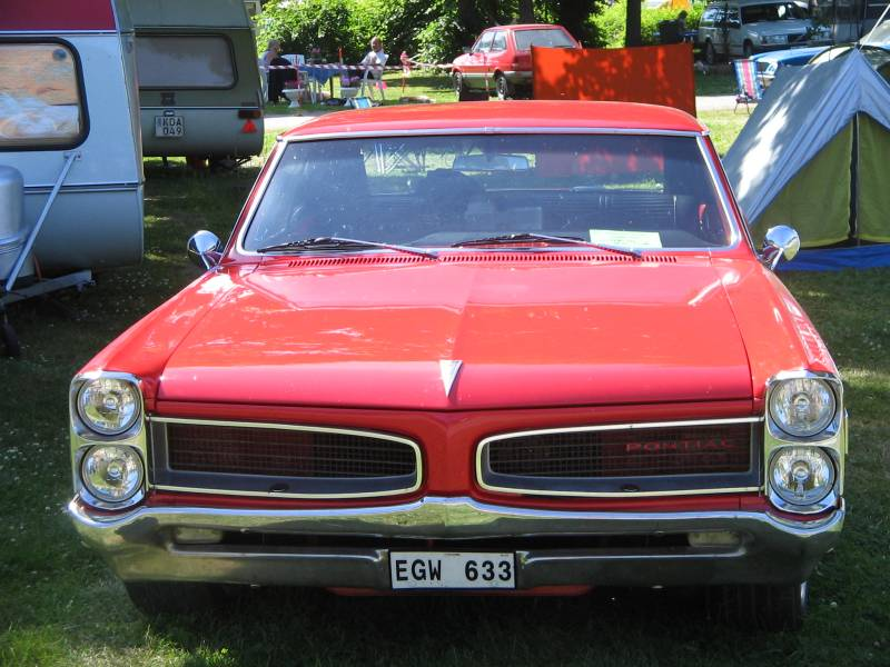 1970 pontiac cars » File Red Pontiac at Power Big Meet 2005 jpg   Wikimedia Commons File Red Pontiac at Power Big Meet 2005 jpg