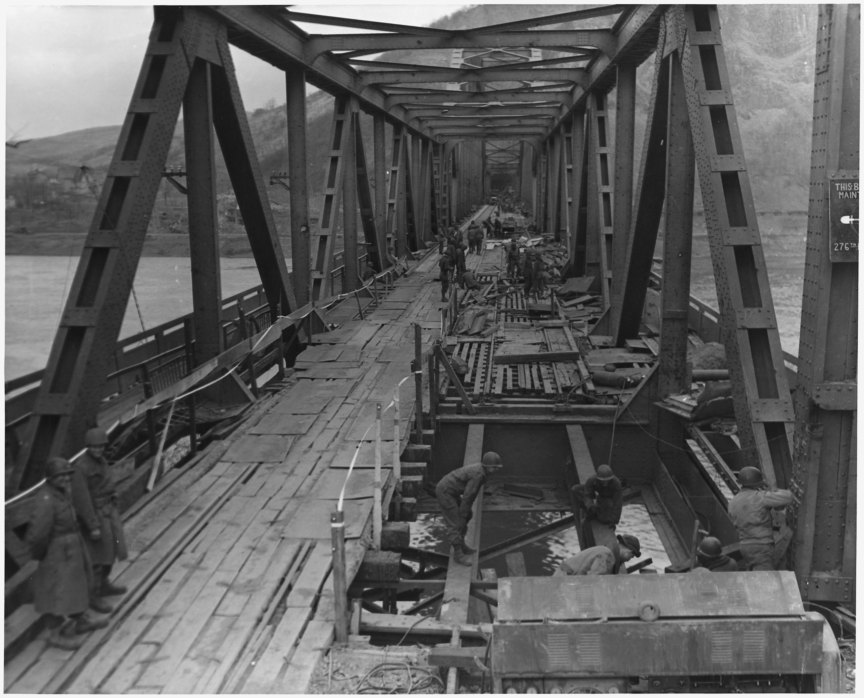 Current Bridge Remagen