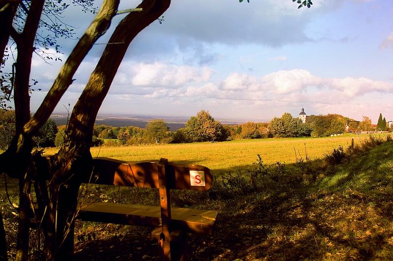 Odenwald Alemannenweg Neunkircher Hoehe