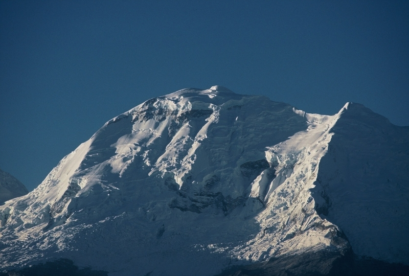 Cordillera de los Andes. Wikipedia.