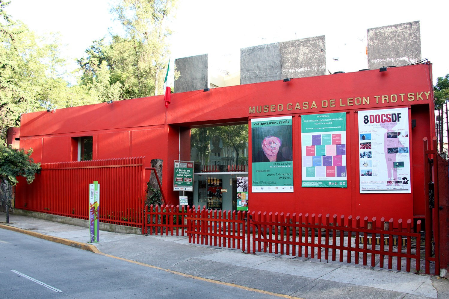 Resultado de imagem para museu Trotsky
