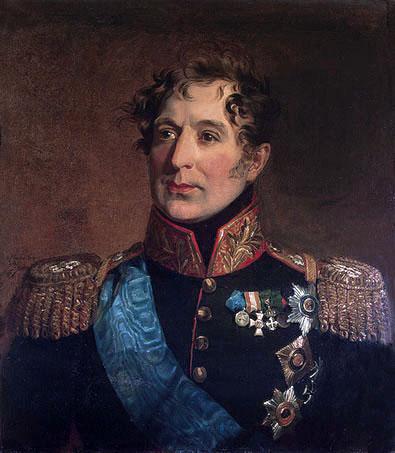 Руски гроф Милорадович, потомак спахијске куће Милорадовића из Херцеговине, извојевао је победу над Наполеоном у бици код Вјазма.