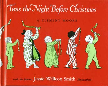 Twas The Night Before Christmas first cover