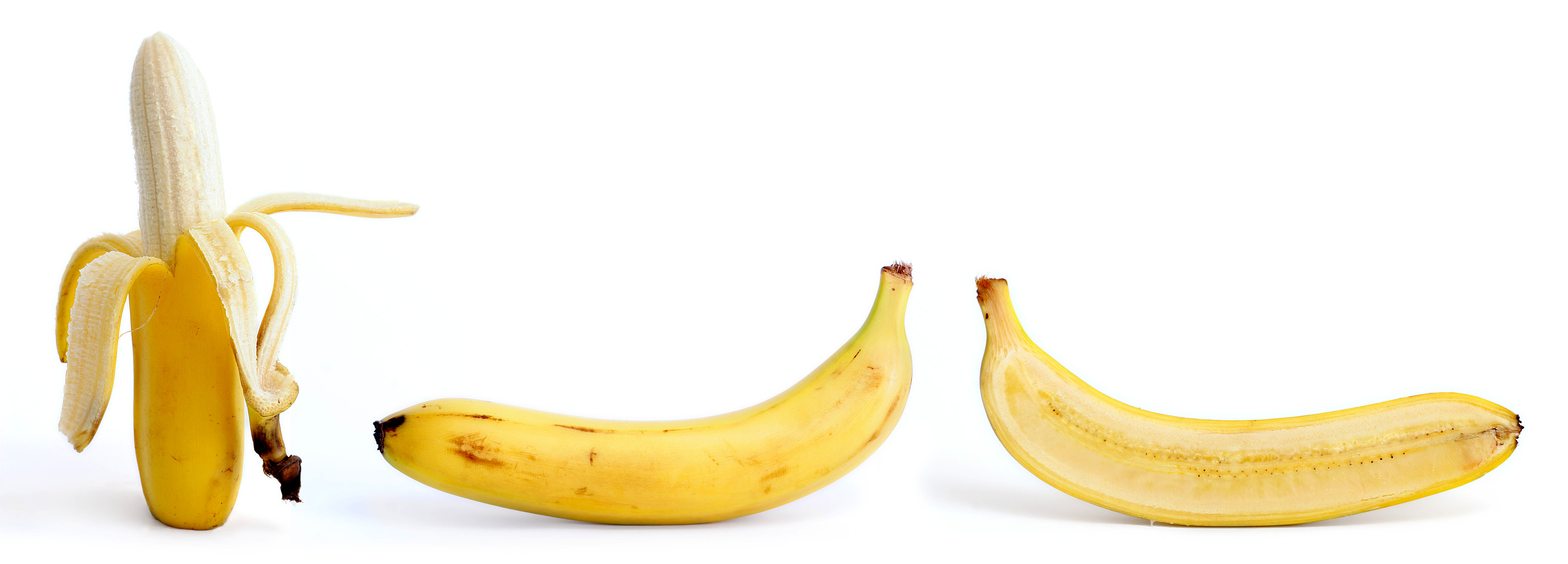 Banana Cross Section