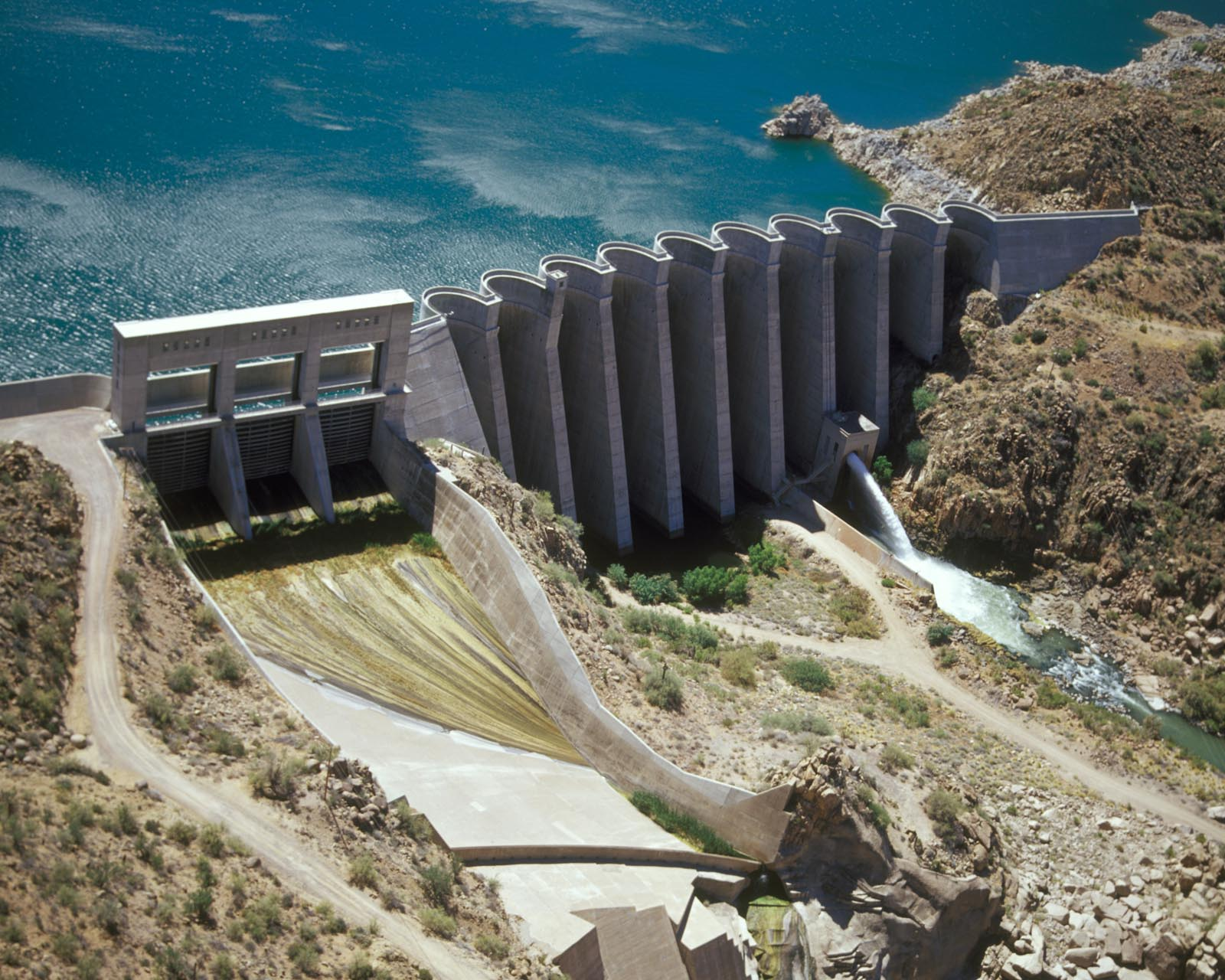 List Of Dams And Reservoirs In Arizona