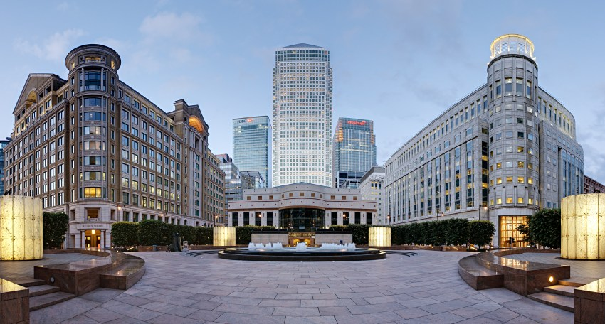 Image result for Canary Wharf
