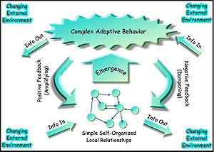 A system with high adaptive capacity exerts co...
