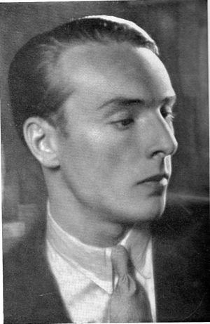 English: George Balanchine in the 1920s
