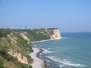 Cape Arkona - cape and cliff line