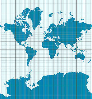 Mercator-proj