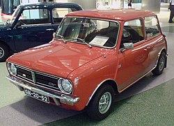 1974 Mini 1275GT