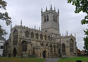 St Swithun's Church Retford