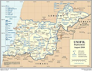 United Nations Interim Force in Lebanon (UNIFI...
