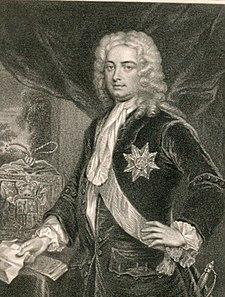 Ritratto di Robert Walpole
