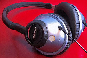Bose TriPort headphones