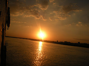 Nile river egypt beni suef