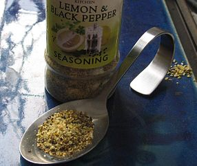 lemon pepper seasoning wikipedia