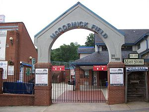 McCormick Field, Asheville, NC