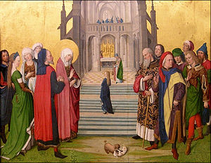 Presentation of Mary