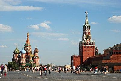 Москва — Википедия