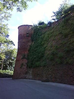 Medieval castle (XI century)