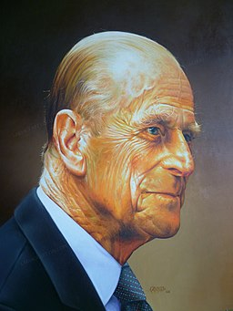 PHILIP PRINCE-OIL PAINTING