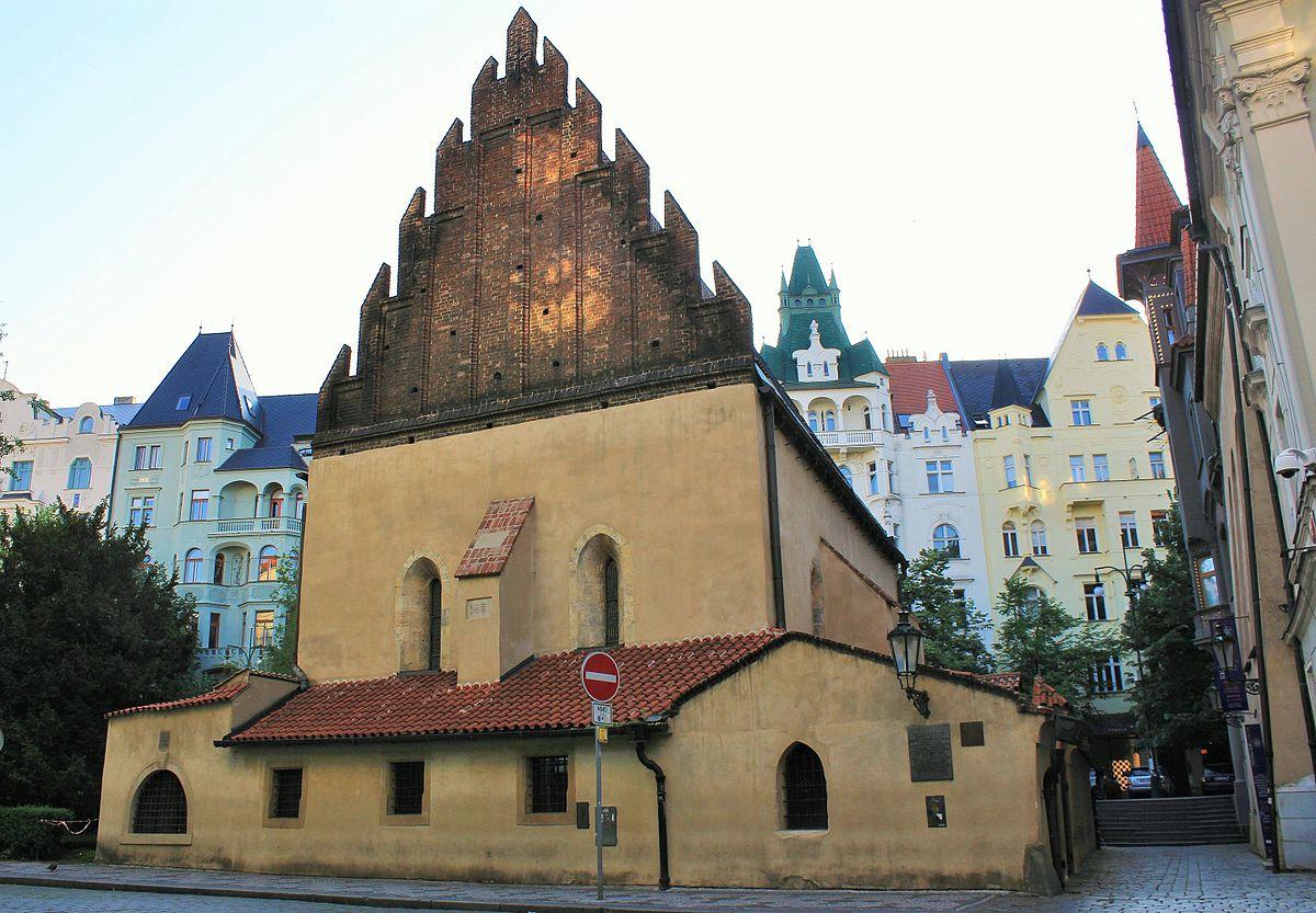 Staronová synagoga – Wikipedie