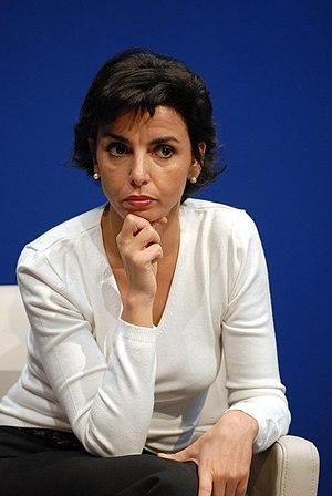 Rachida Dati on 23 april 2007.