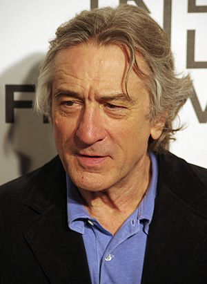 Robert De Niro at the 2011 Tribeca Film Festiv...