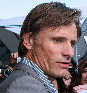 Viggo Mortensen at the 2008 Toronto Internatio...