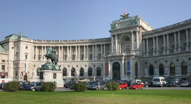 hofburg sarayı ile ilgili görsel sonucu