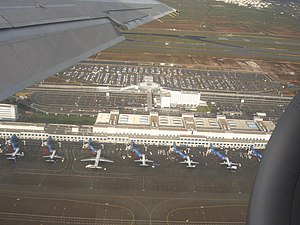 This image depicts Athens International Airport