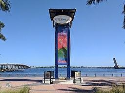 Bradenton Riverwalk Tower Plaza