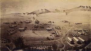 CO Fort Collins 1865