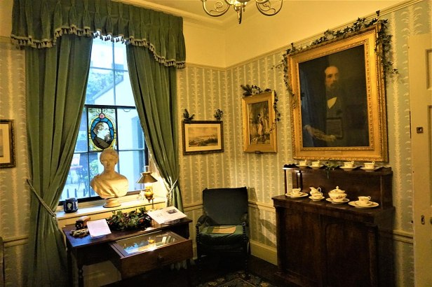 Charles Dickens Morning Room - Joy of Museums 2