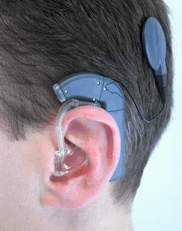 EAS Audio Processor worn