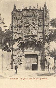 Colegio De San Gregorio Wikipedia La Enciclopedia Libre