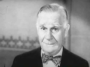 English: Screenshot of Henry Travers from the ...